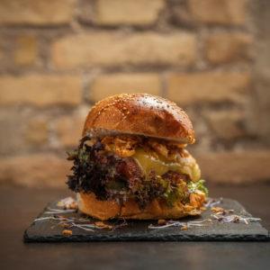 Testaccio Burger del Rec23